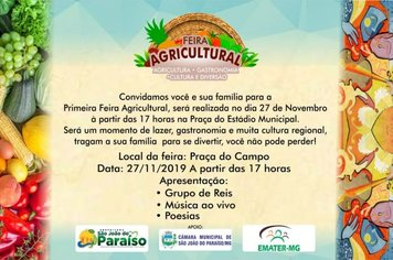 Feira Agricultural